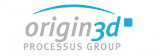 Origin3D Logo